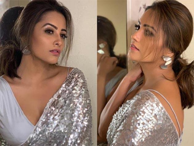 Actress Anita New Photos