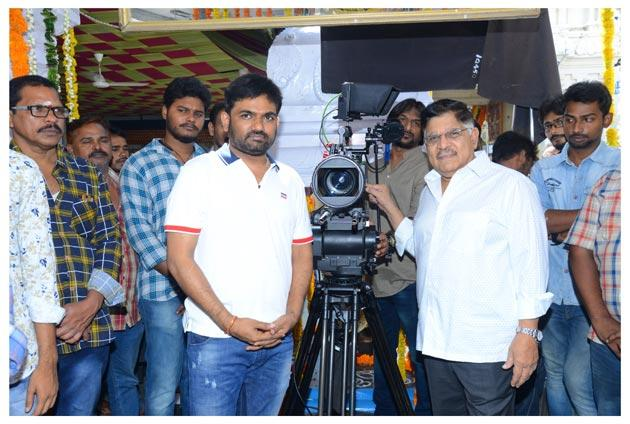 Sai Dharam Tej Prati Roju Pandage Movie Launch Photos