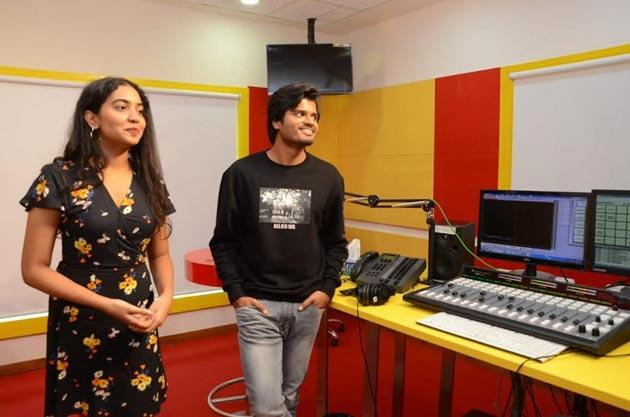 Dorasaani Movie 2nd Song Launched At Radio Mirchi Photos
