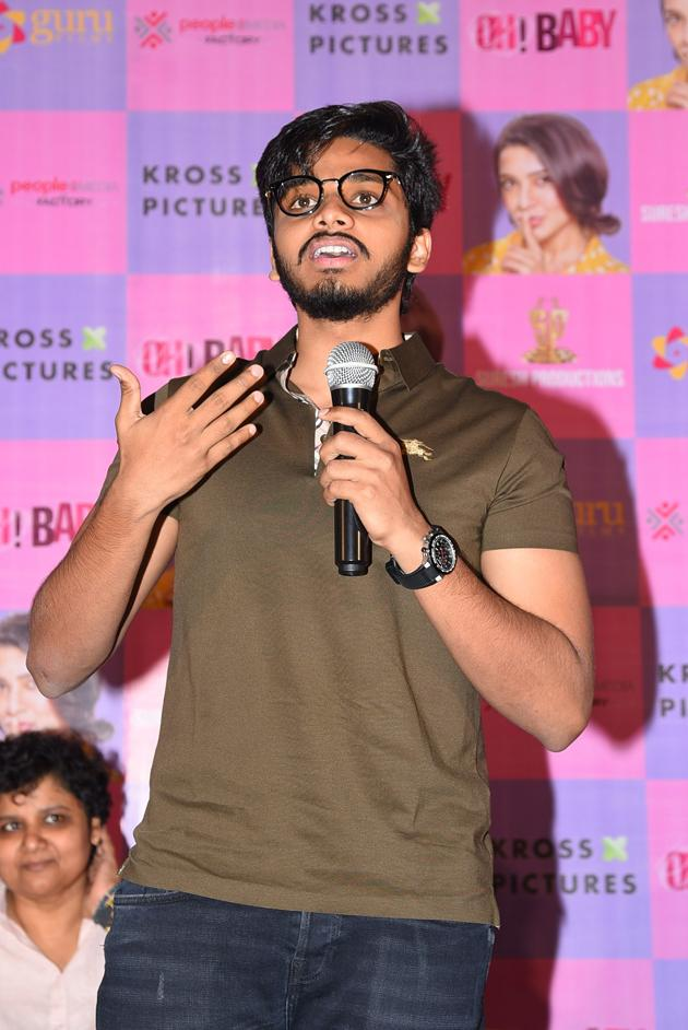 Oh Baby Movie Success Meet