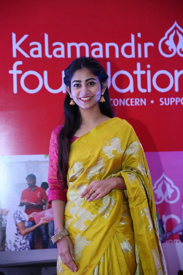 Celebs at Kalamandir Foundation 11th Anniversary Photos