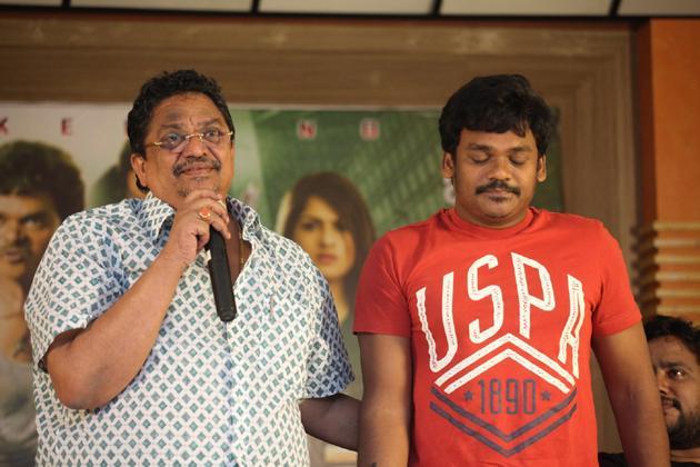 Nene Kedi No 1 Movie Press Meet