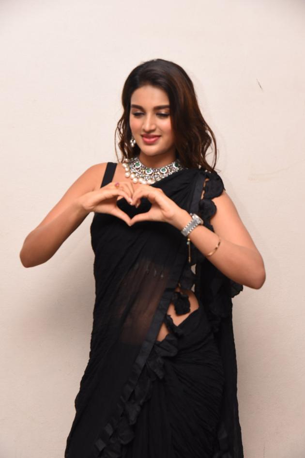 Actress Nidhhi Agerwal Latest Photos