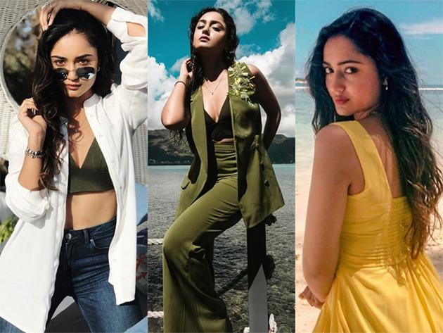 Tridha Choudhury Photo Shoot