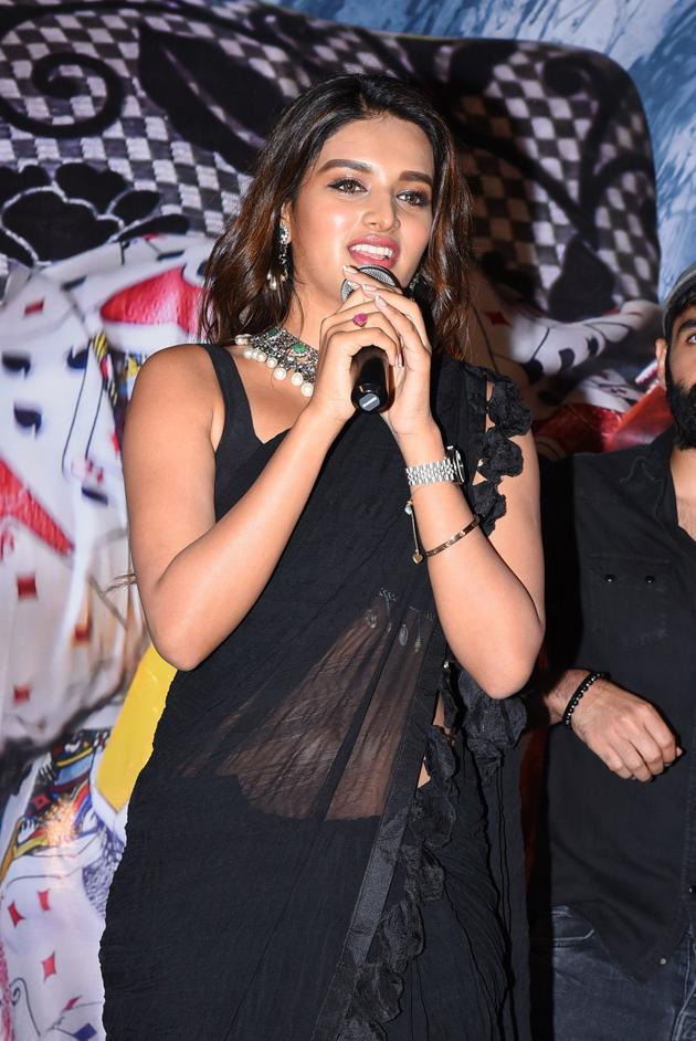 Ismart Shankar Press Meet Photos