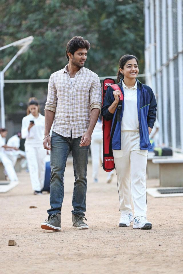 Dear Comrade Movie New Photos
