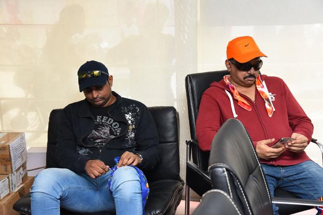 Ram Gopal Varma Visits Sree ramalu Theatre  ISmart Shankar movie Photos