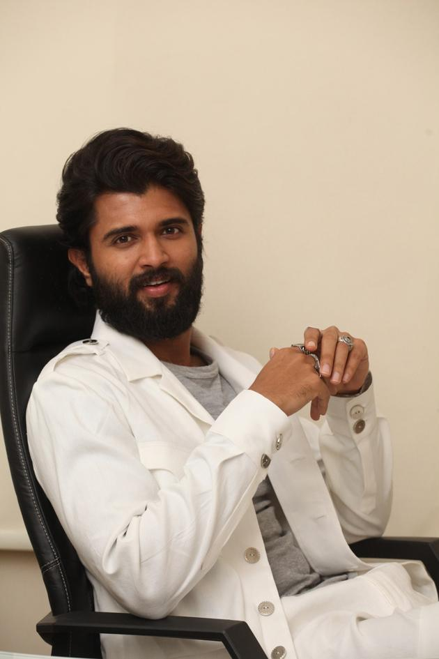 Vijay Devarakonda New Photos