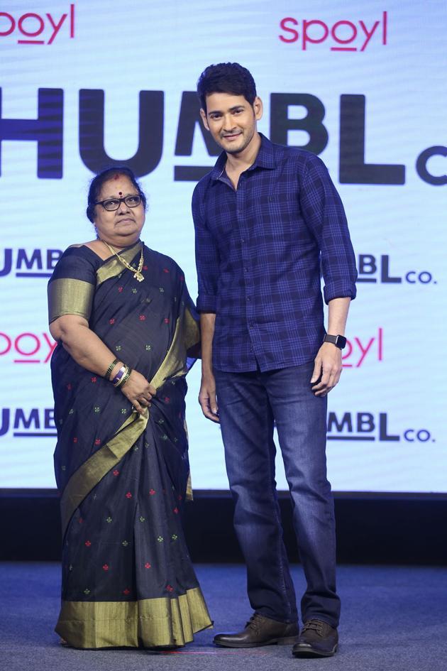Mahesh Babu The Humbl Co Launch Photos