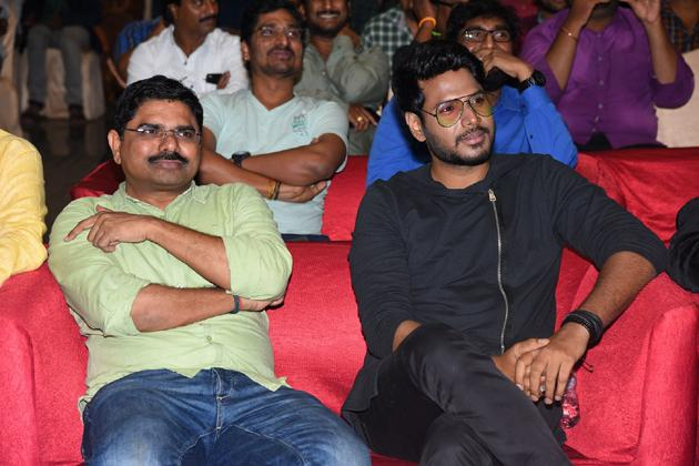 Kobbari Matta Movie Pre Release Event Photos