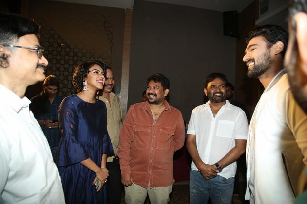 Rakshasudu Movie Success Meet Photos