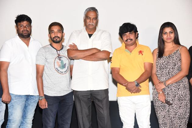 Kobbari Matta Success Meet Photos