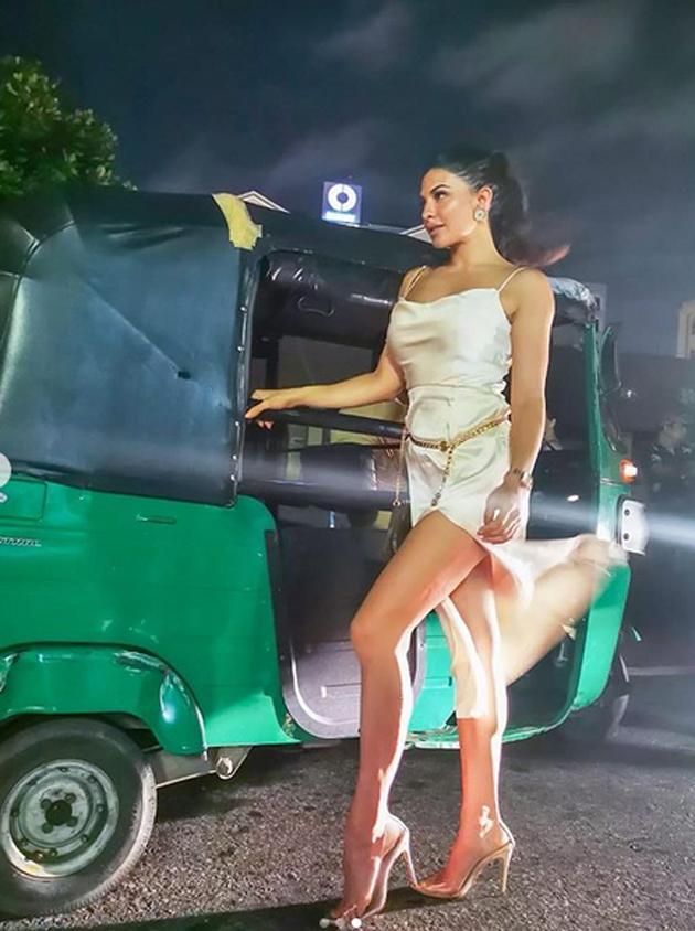 Jacqueline Fernandez New Pics