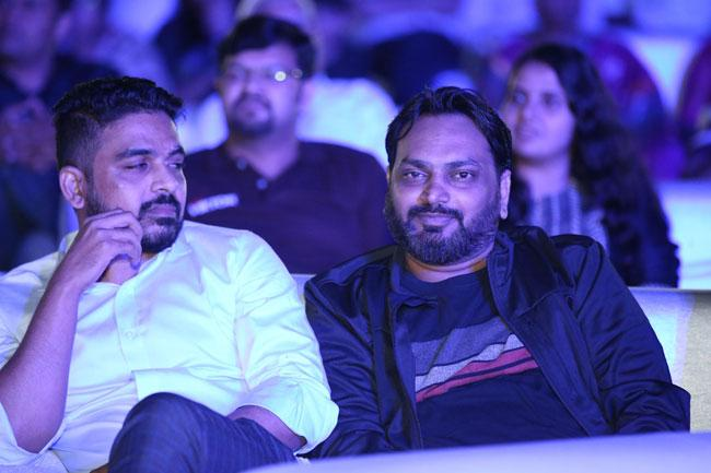 Saaho Pre Release Event Photos-1