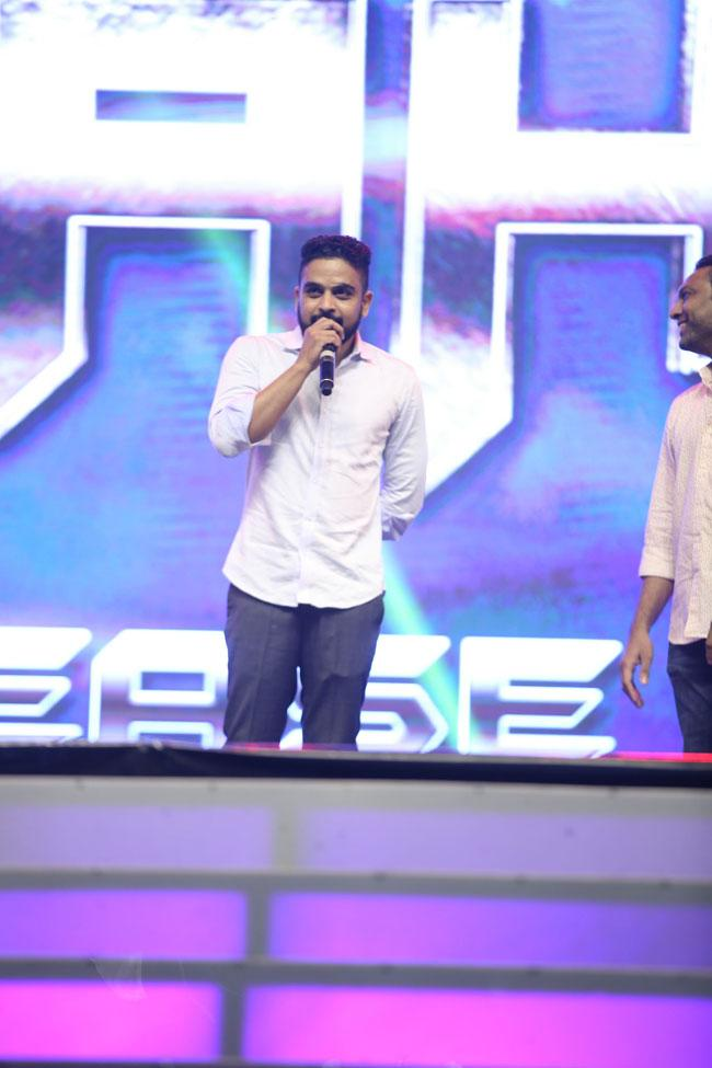 Saaho Pre Release Event Photos-2