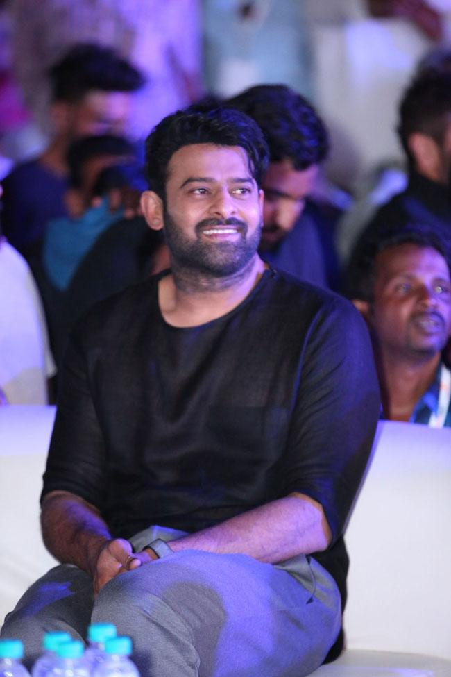 Saaho Pre Release Event Photos-3