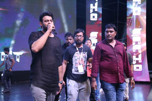 Saaho Pre Release Event Photos-6