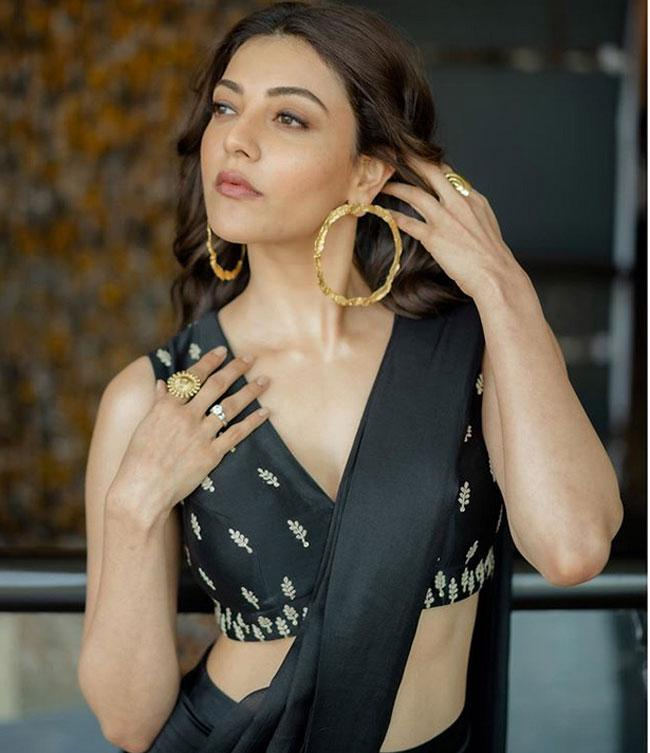 Actress Kajal Agarwal Latest Insta Pics