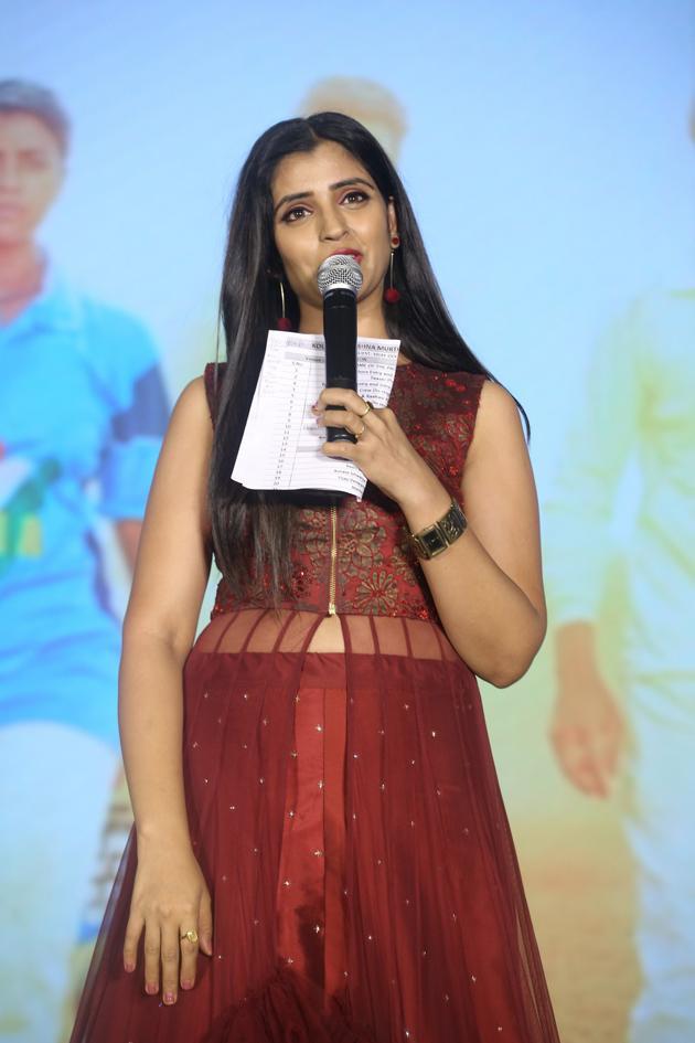 Kousalya Krishnamurthy Pre Release Event Photos