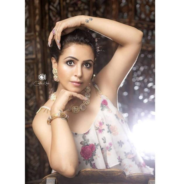 Nandini Rai Photo Shoot