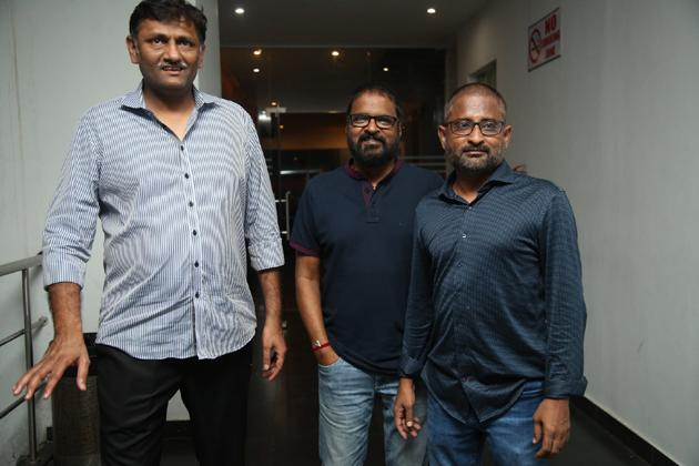 Nani s Gang Leader Press Meet