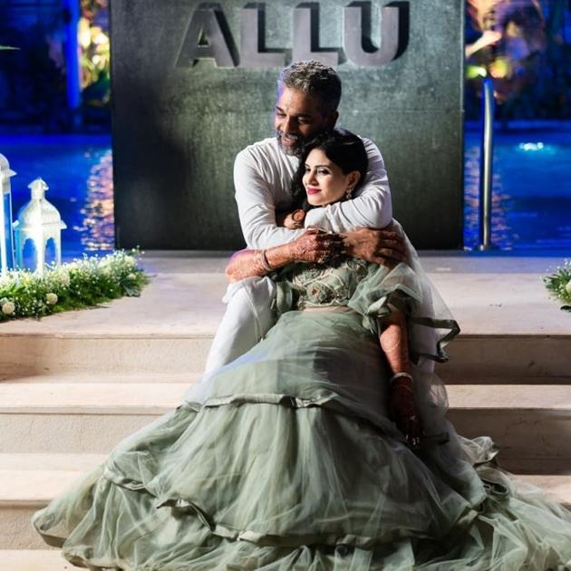 Allu Bobby And Neela Shah Photos