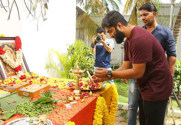 Sharwanand New Movie Launch Photos