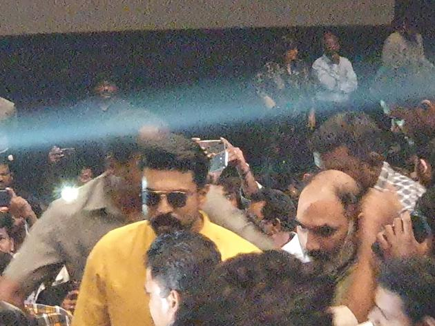 Ram Charan Launches India largest screen VEpiQ Photos