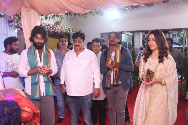 Ganesh Visarjan Celebrations At AsianGroup Office Photos
