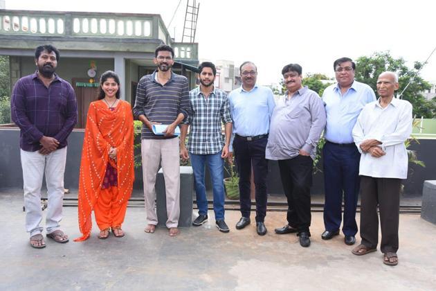 Naga Chaitanya and Sai Pallavi New Movie Launch Photos