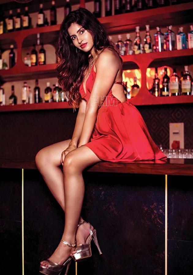 Sakshi Malik Poses for FHM