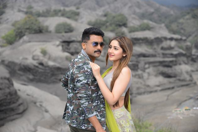 Bandobasth Movie Latest Photos