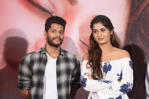 RDX Love Movie Trailer Launch Photos