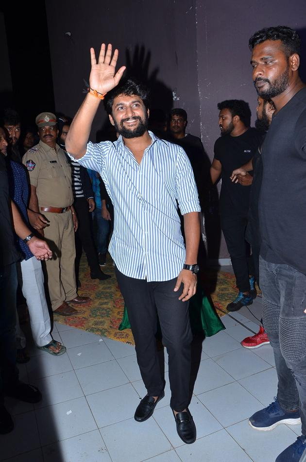 Gang Leader Pre Release Event Photos