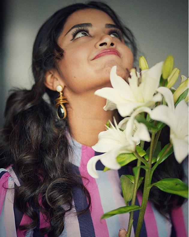 Anupama Parameswaran Latest Pictures