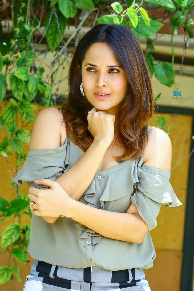 Anchor Anasuya Latest Pics