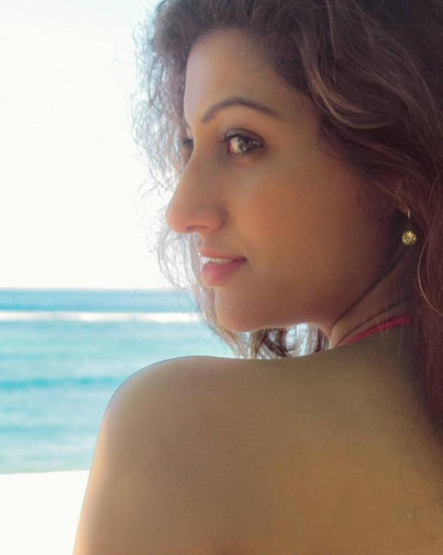 Hamsa Nandini In Swimwear Photos