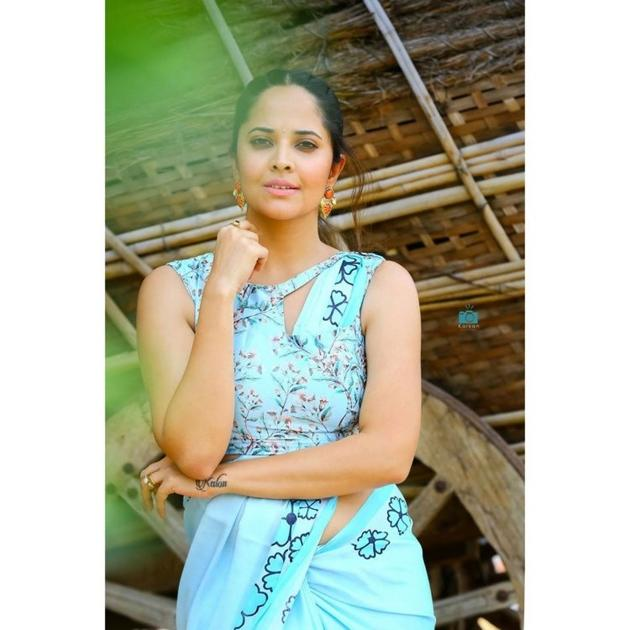 Anchor Anasuya Latest Pictures