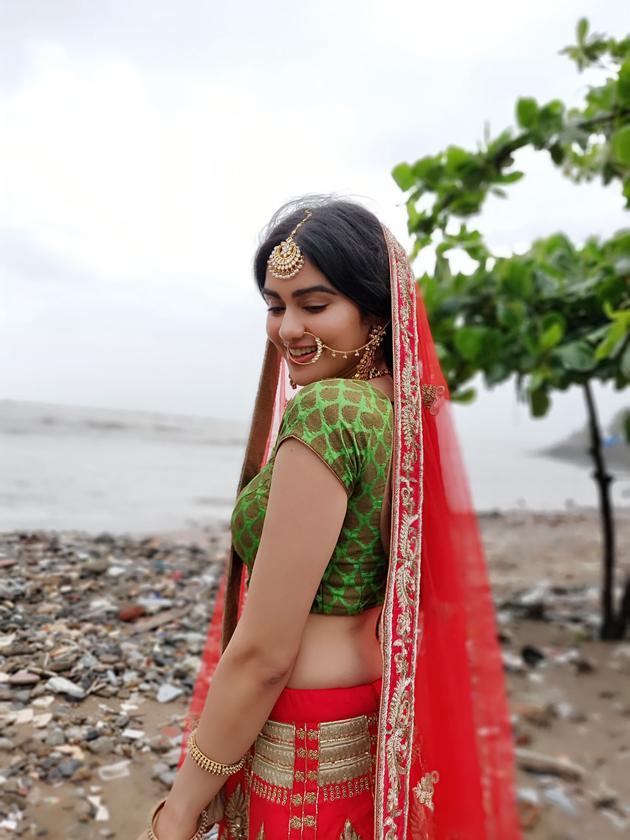 Adah Sharma New Photo Shoot Photos