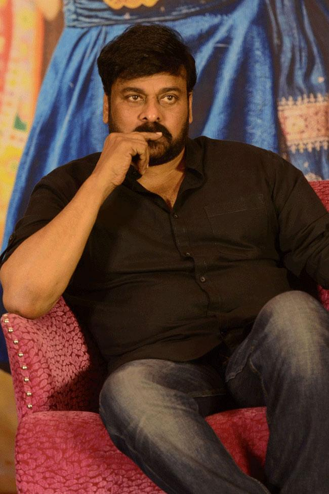 Sye Raa Narasimha Reddy Movie Success Meet