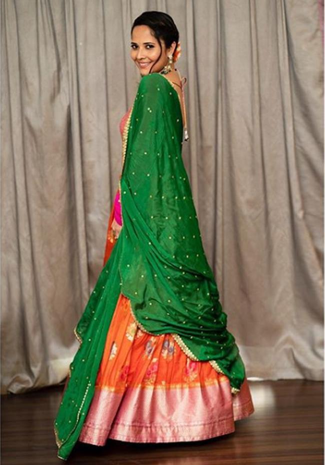 Anasuya Bharadwaj New Pics