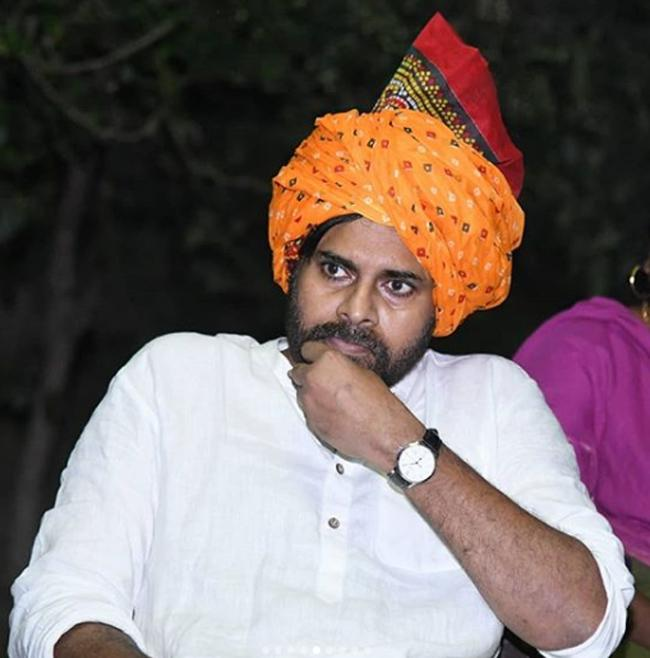 Pavan Kalyan Visits Haridwar Photos