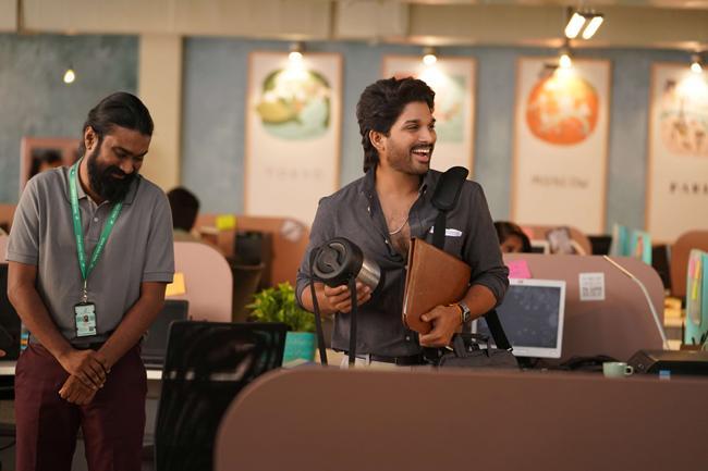 Samajavaragamana becomes the most liked Telugu song