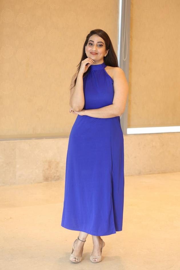 Manjusha Anchor New Photos