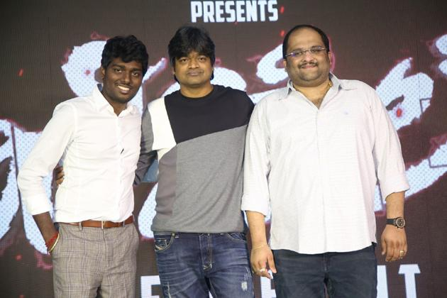 Whistle Movie Pre Release event Photos
