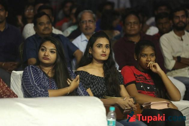 Meeku Maathrame Cheptha Pre Release Event Photos
