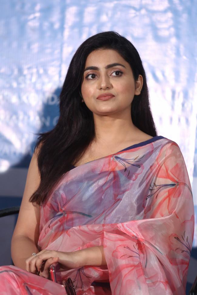 Meeku Maathrame Chepta Movie Success Meet