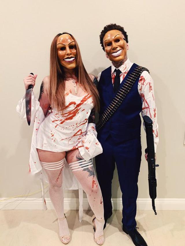 Celebs In Halloween Look 2019 Photos