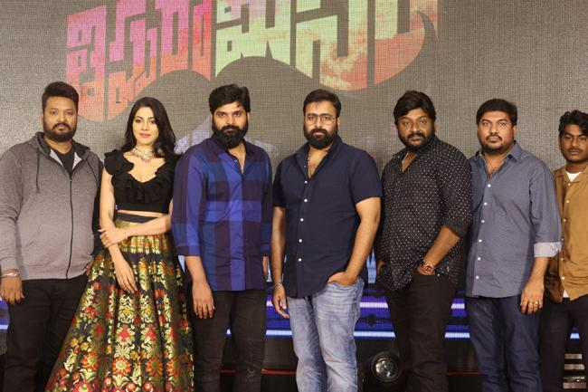 Thipparaa Meesam Movie Pre Release Event