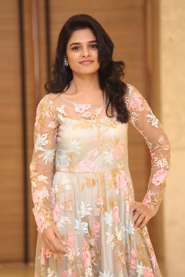 Harshitha Chowdary Latest Photos